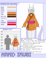 Imugi Ref - Com by Ifrit9