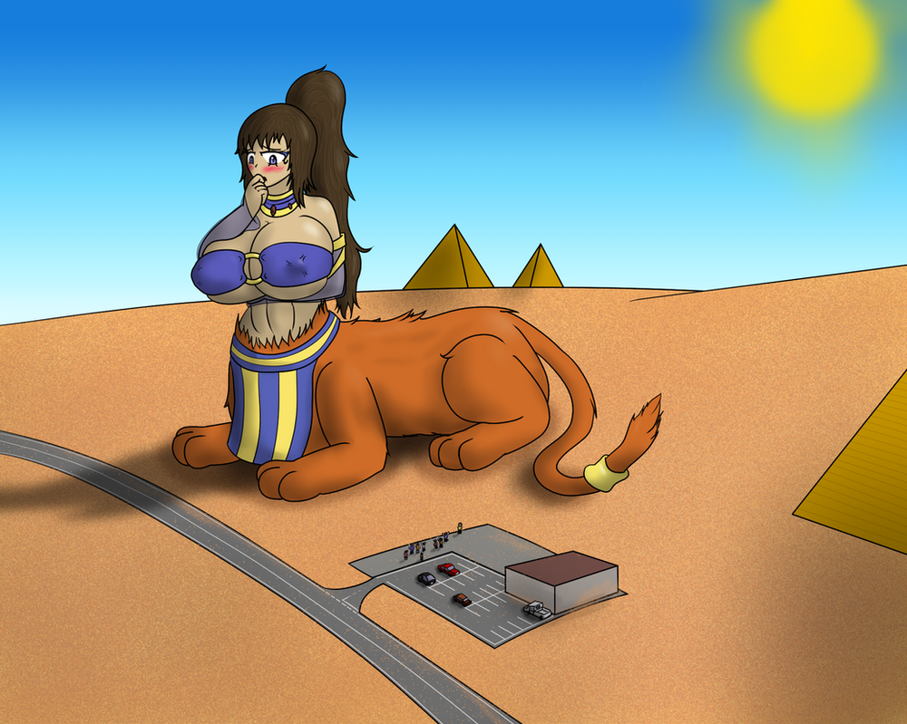 Sphinx Iffy by Ifrit9