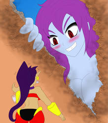 Shantae and the Tiny Big Tree - Part 3 by Ifrit9