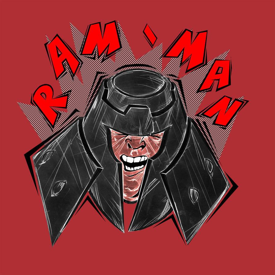 Ram-Man by rubioric