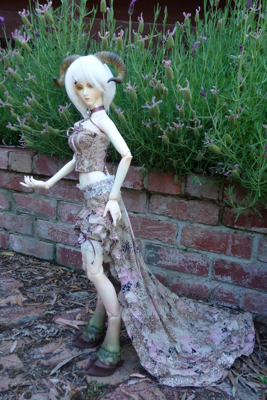 Beryl Flower Costume by rhiella