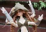 4-armed Mod Forest Elf Soom Turb Mirodoll 2