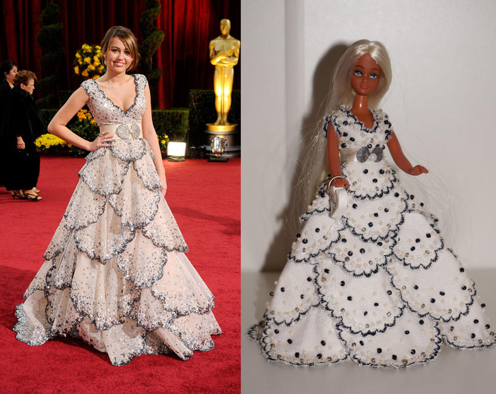 Oscars\' Collection: Miley Cyrus 1 by rhiella on DeviantArt