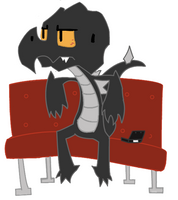 Scaly Couch Potato by McIHOP