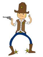 Gunslinger by McIHOP