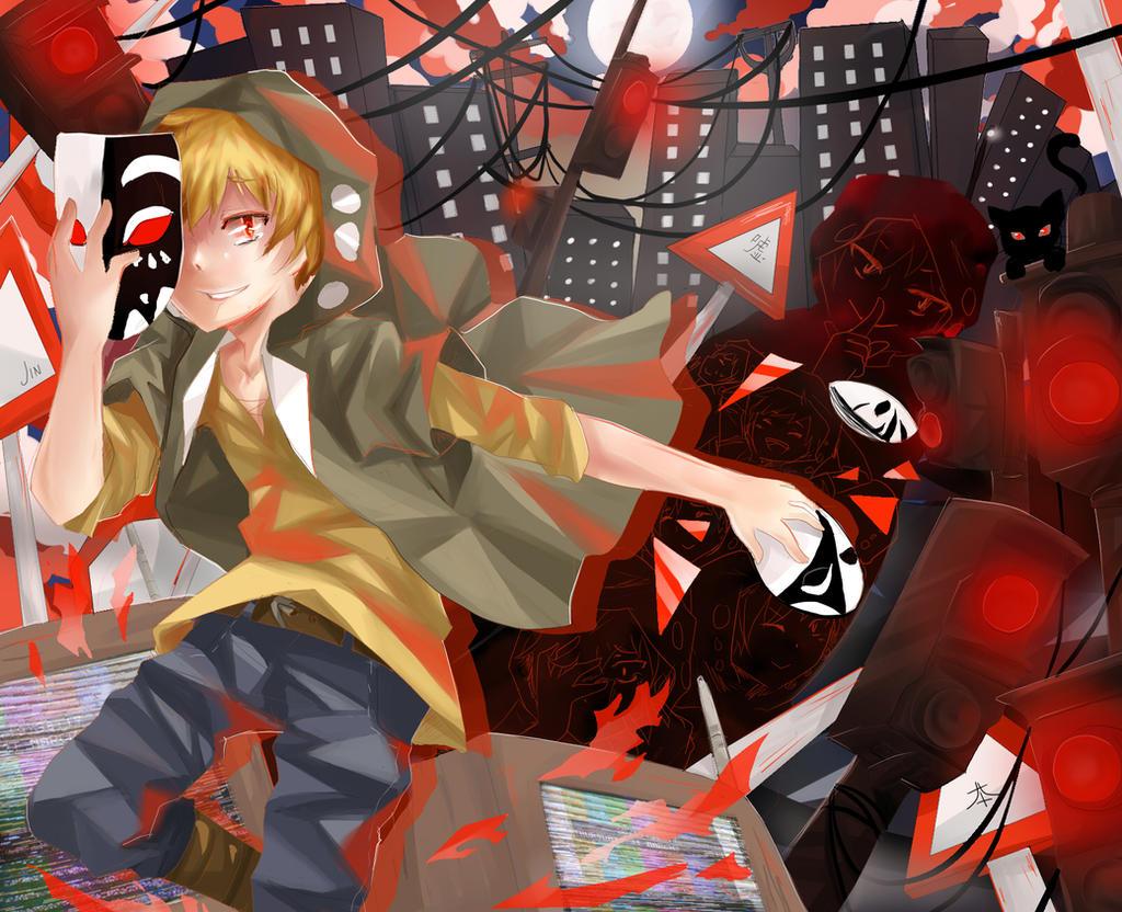 Kagerou Project: Liar by TiiteMiissdu69