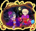 Halloween 2013 by TiiteMiissdu69
