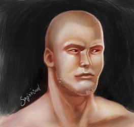 Bara men portrait by sergiovisual