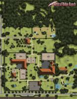 Kestral Ridge Ranch - Aerial View by daggerstale