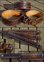 Stafford Viking Dog Collars