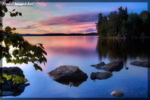 Glaskogen Twilight II by Wodenswolf
