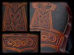 Bracer Thor's Hammer Details
