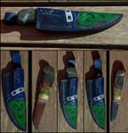 Nordic Custom Knife Folkvang