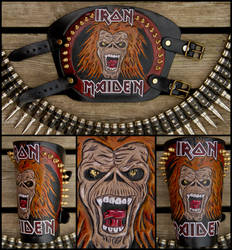 Iron Maiden Bracer Fan Art