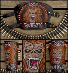 Iron Maiden Bracer Fan Art