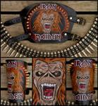 Iron Maiden Bracer Fan Art by Wodenswolf
