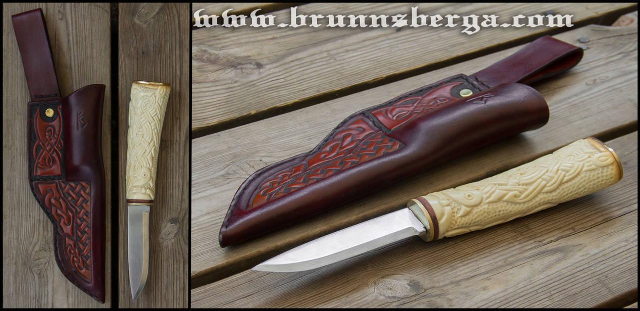 Norse Knife Earl I