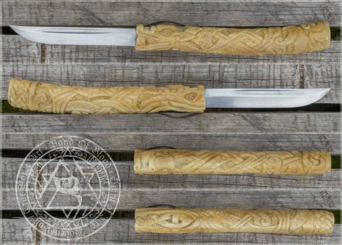 Nordic Custom Knife 1
