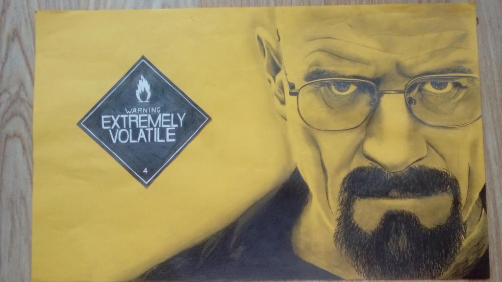 Heisenberg by Mayalys