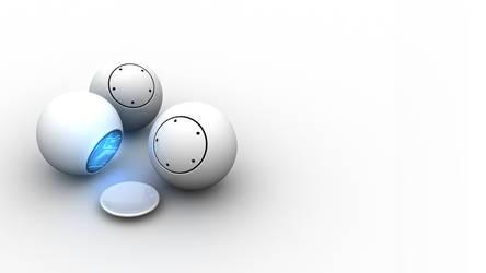 Barcap balls