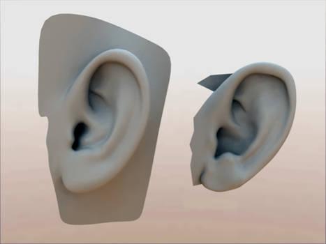 Ear improvement