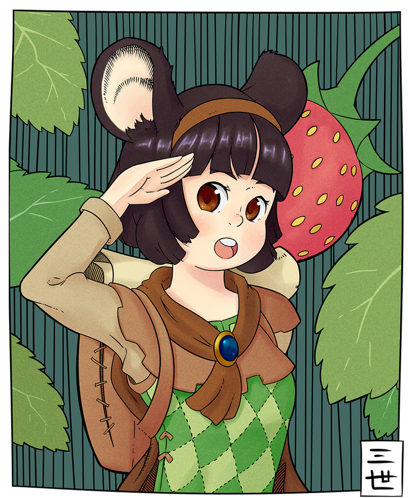Millicent - Spring and Summer by Gikamoth