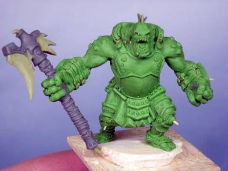 Trollkin Axer 2
