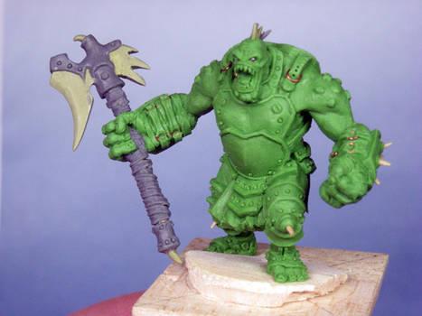 Trollkin Axer 3