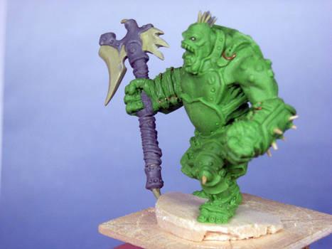 Trollkin Axer 4