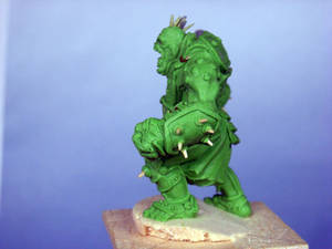 Trollkin Axer 5