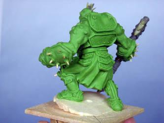 Trollkin Axer 6