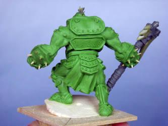 Trollkin Axer 7