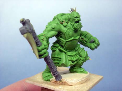 Trollkin Axer 11