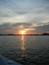 Jersey Sunset by creatrix