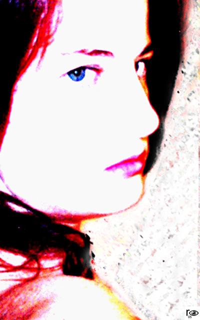 Bluest Eyes by creatrix