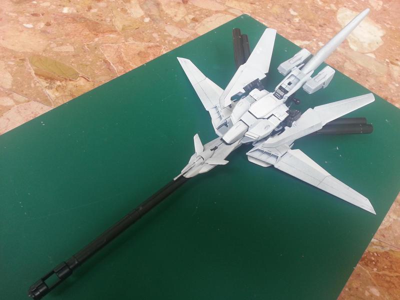 Custom zeta waverider WIP by Joslau-Designs