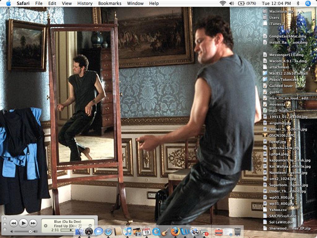 current desktop mc awesome