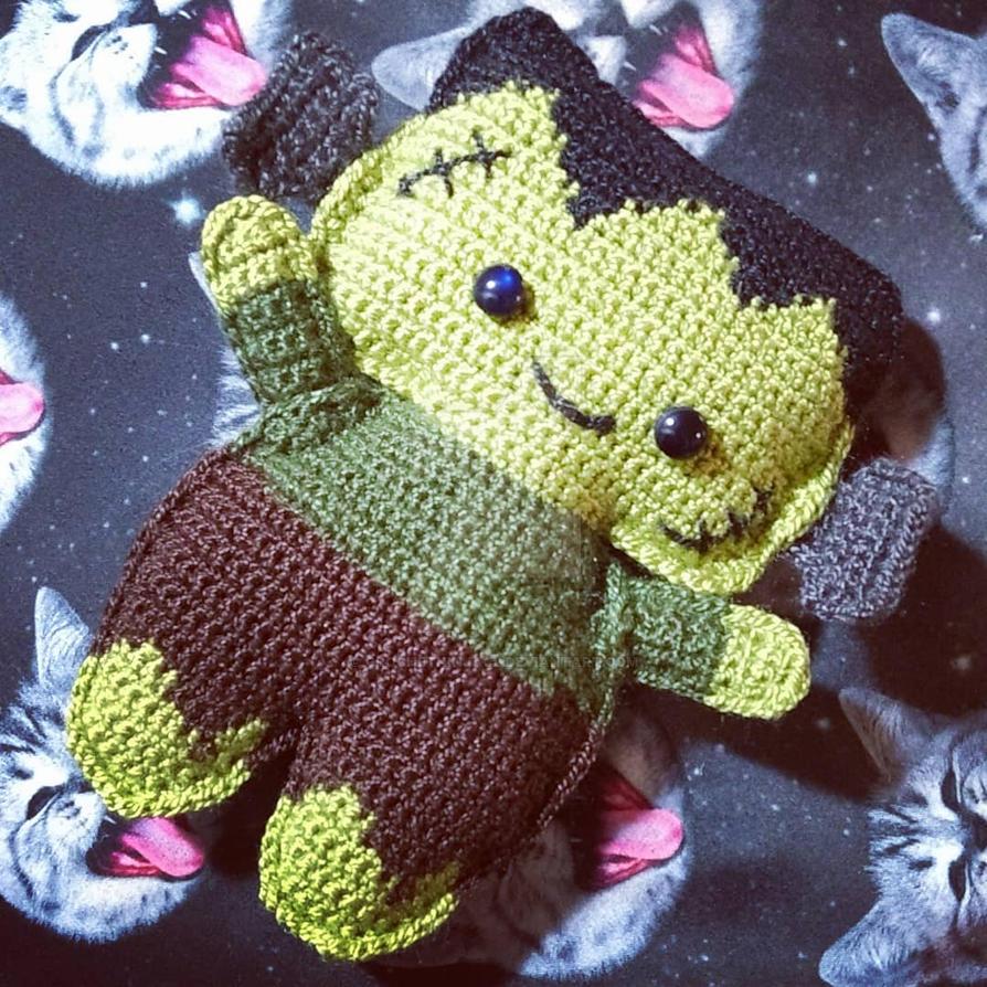 Franky by CrochetNinjaCL
