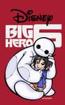 Big hero 6 fanart by cavaferdi