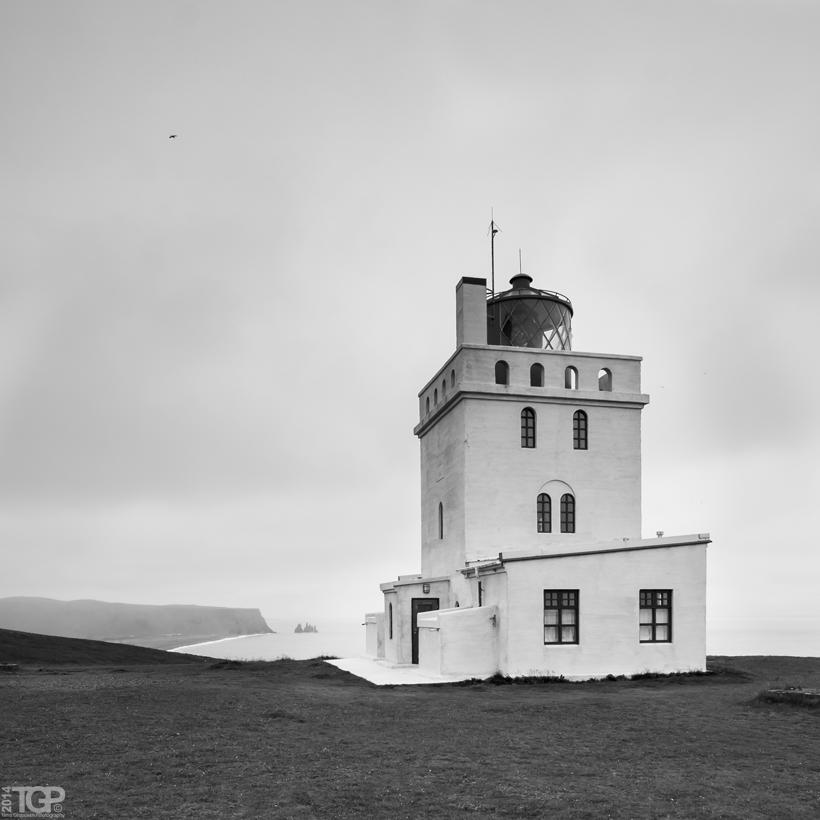 Watchtower - Iceland by RaumKraehe