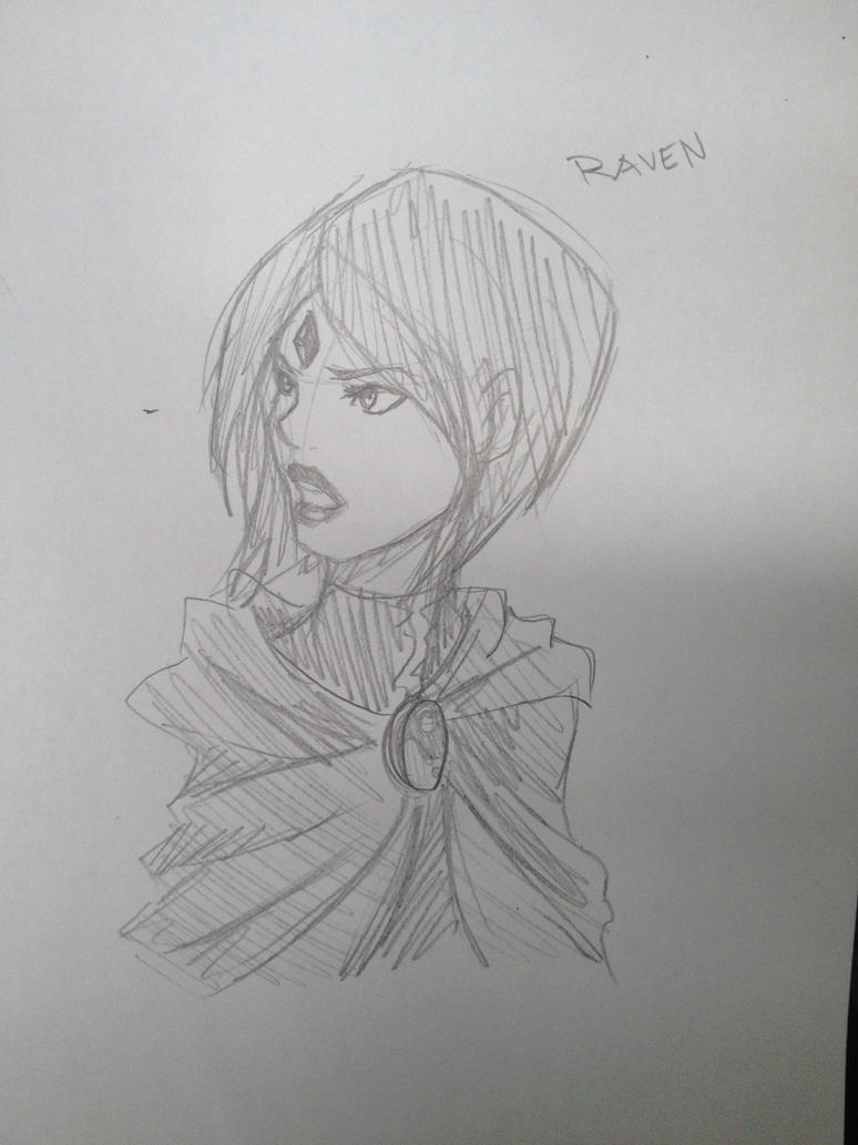 Raven by Danisauri