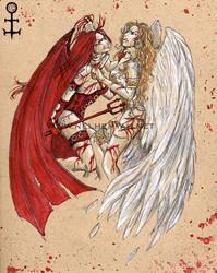 Inner Demons II by Nelhemyah