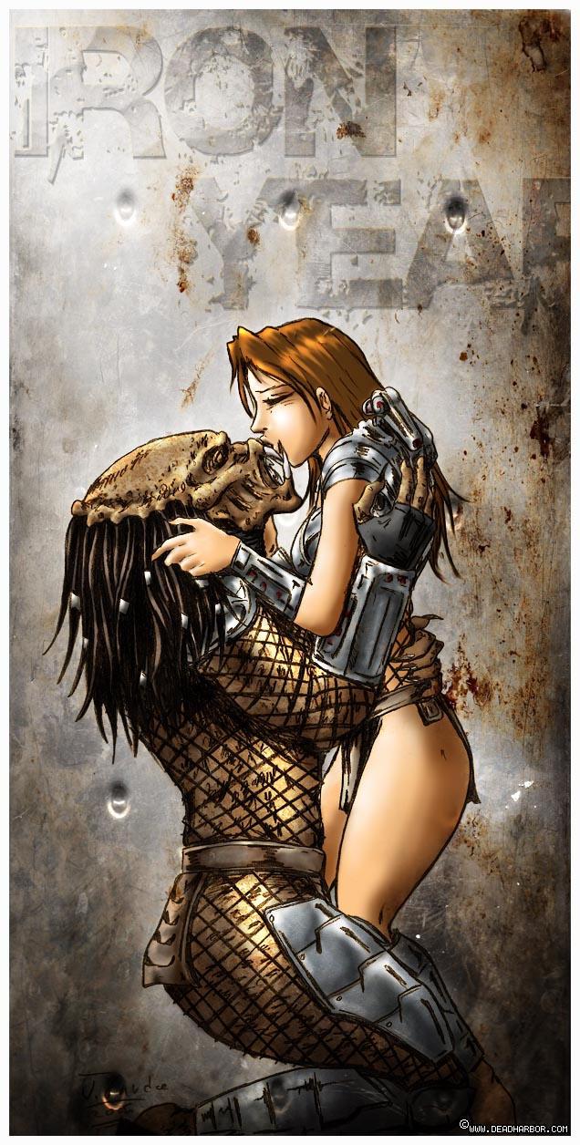 Девушки чужие и девушки хищники