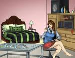 Amaya's Room