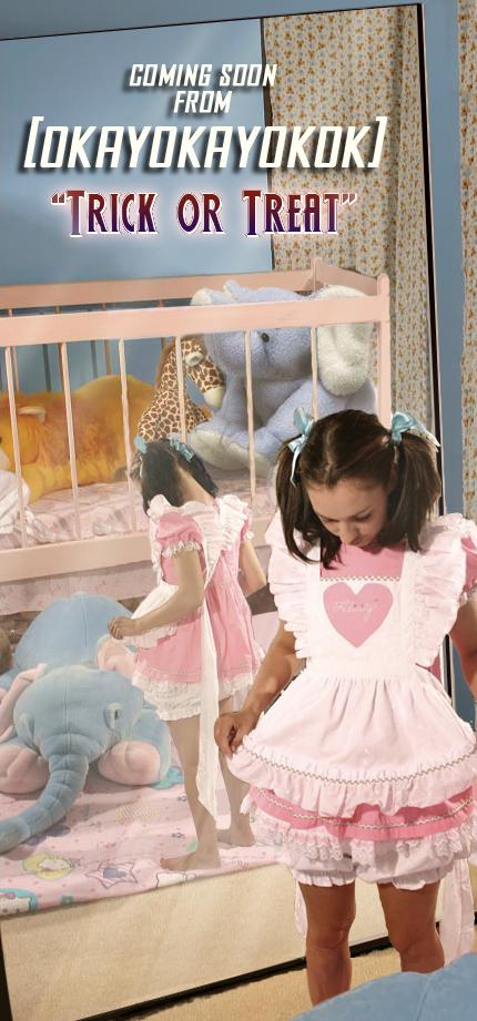 Littleforbig Adult Baby Diaper Lover (ABDL) Onesie-Trick