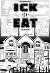 Ick or Eat PART 1 comic page cover