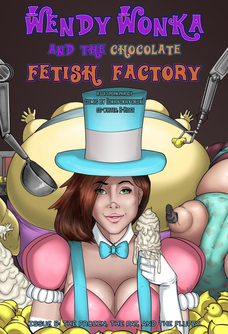 Wendy Wonka Issue 5 by okayokayokok on DeviantArt