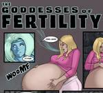 Goddesses of Fertility Pre-order