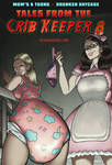 Tales from the Crib Keeper 8 cover by okayokayokok