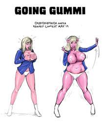 Going Gummi - Gummi Bear tf by okayokayokok
